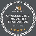 A13 Steel Certificate