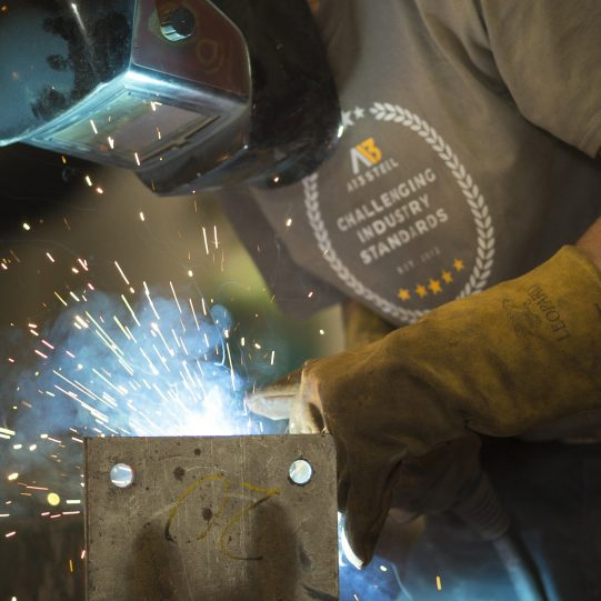 Steel Solutions   Fabrication and Products   A13 Steel London