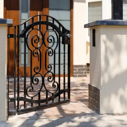 Steel Fence Suppliers | Architectural Fences | A13 Steel London